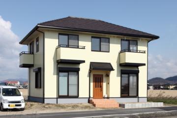 家に蓄積されたよごれを取り除くことで老朽化を防止