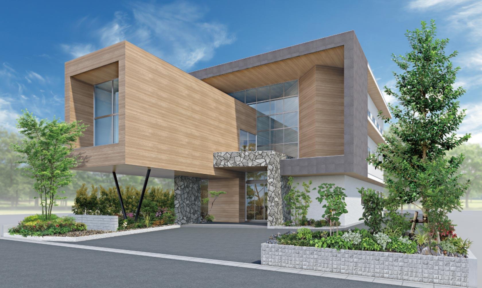 商業施設 Commercial Facility